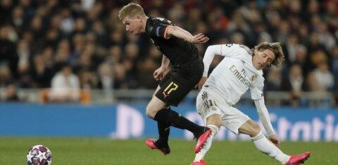 UEFA õudusunenäo ootuses. Kas Meistrite liiga finaali jõuavad tõesti PSG ja ManCity?