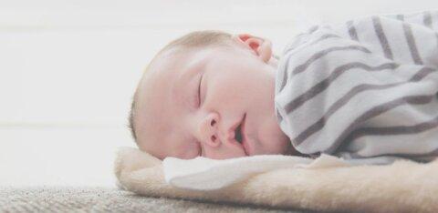 Ученые попросили держать младенцев подальше от чистящих средств