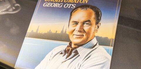 В Санкт-Петербурге именем Георга Отса назовут сквер