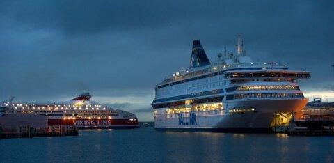Финляндия приостанавливает пассажирское паромное сообщение с Эстонией, Швецией и Германией