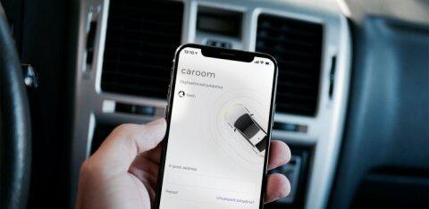 Uus äpp Caroom aitab hinnata auto kahjustusi ilma esindusse sõitmata