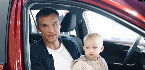 Ott Tänaku kaardilugeja Martin Järveoja jagab 3 olulist nõuannet laste ohutuks sõidutamiseks