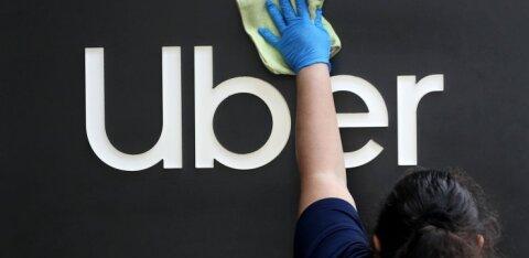 Эстонский офис Uber прекратил работу