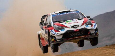 Sõda WRC-sarja tuleviku üle: Mäkinen ja Toyota seljatasid Hyundai ja M-Spordi