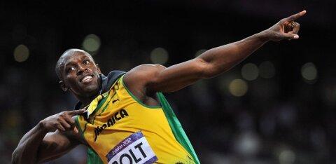 Äsja isaks saanud Usain Bolt pani tütrele vapustava nime