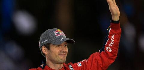 Itaalia meedia: Ogier liitub Toyotaga, Citroen lahkub WRC-sarjast!