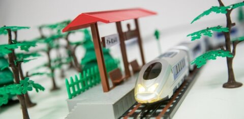 Япония интересуется проектом Rail Baltic