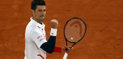 Djokovic kordas Pete Samprase rekordit