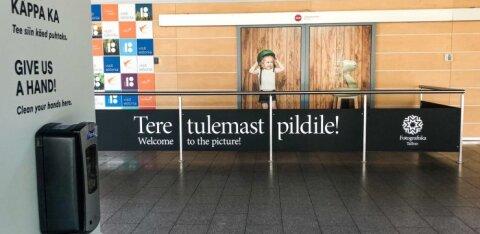 """""""Молча посмотрели и пропустили"""": как люди прилетают в Таллинн с Украины, несмотря на приостановленное авиасообщение"""
