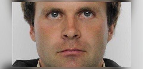 Полиция ищет 34-летнего Ристо. Он может передвигаться на синем Ford Mondeo
