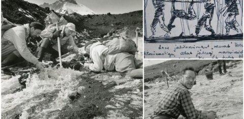 """Lennart Meri seikluslik retk Kamtšatkale ehk kuidas karu Erast Parmasto """"ära sõi"""""""