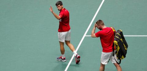 Venemaa tõrjus Djokovici ja Serbia konkurentsist