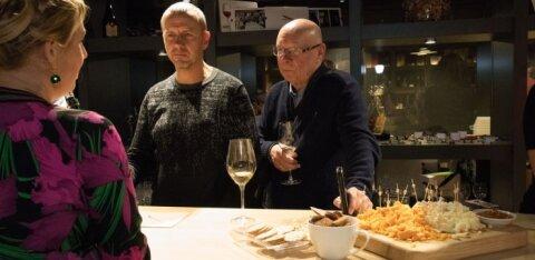 ФОТО | Смотрите, кто пришел на дегустацию прованских вин в бутике Carpe Vinum
