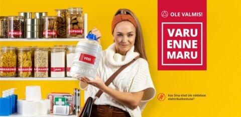 """Спасатели рассылают жителям Эстонии брошюры """"Будь готов!"""". Некоторые приходят на иностранном языке"""