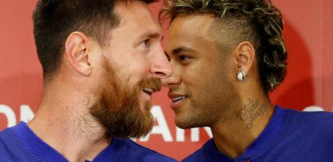 Lionel Messi: Neymar ootab väga Barcelonasse tagasi tulemist
