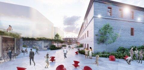 ФОТО: Смотрите, как в скором времени будет выглядеть территория Батарейной тюрьмы!