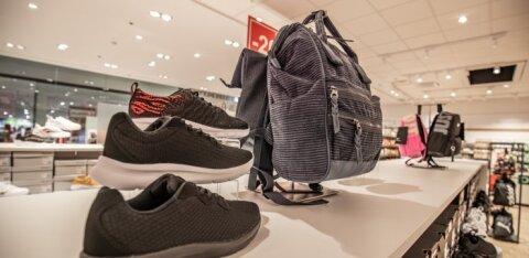 Крупнейшая в Европе обувная сеть открыла в Эстонии свой третий магазин