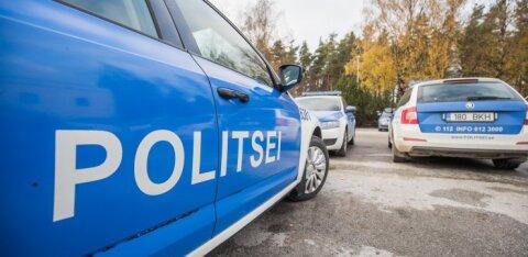 За последние сутки в Эстонии задержали 10 пьяных водителей