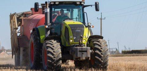 В Эстонии воры охотятся за сверхдорогим оборудованием GPS для тракторов