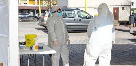 GRAAFIKUD | Ööpäevaga suri koroona tagajärjel 5 inimest, haigus tuvastati 370 isikul