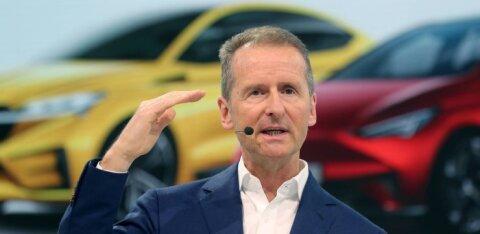 Natsiloosungi parafraseering võib Volkswageni juhi tööta jätta