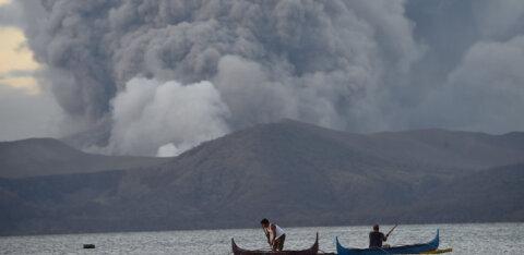 """""""Это конец света!"""" Эстонка в Маниле во время извержения вулкана: теперь я знаю, что могу спуститься с 33 этажа за пять минут"""