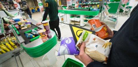 Üliküllusliku valikuga Eesti kaubandus jätab ostja soovid märkamata
