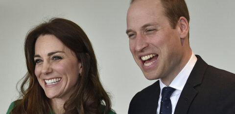 Tüli sinivereliste seas: Kate kahtlustab, et tema sõbrannal oli salasuhe prints Williamiga?