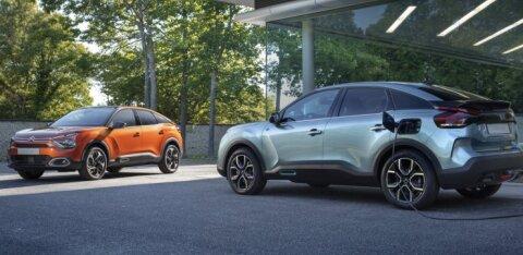Fotod: selline on uus Citroën C4