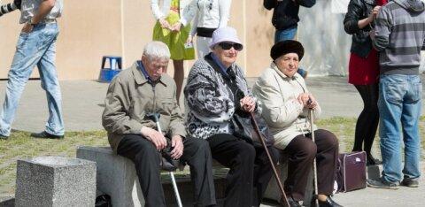 Вице-мэр столицы призывает пожилых быть предельно осторожными при получении пенсии