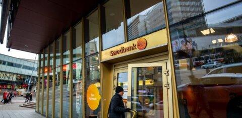Swedbank напоминает: время посещения банковской конторы необходимо бронировать