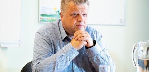 Maaeluminister Mart Järvik kangutab järjekordset ministeeriumi tippametnikku