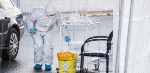 Правительство выделило более 15 миллионов евро на тестирование на коронавирус