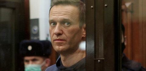 """Навального этапировали из СИЗО """"Матросская тишина"""""""