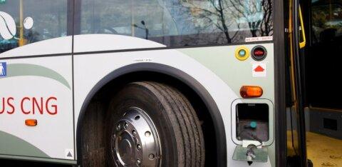 Таллинн приобретет еще 100 газовых автобусов