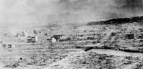 Пережившая бомбардировку Хиросимы — о своих травмах, воспоминаниях и молитвах