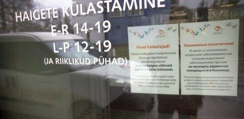 Terviseamet lubas taastada plaanilise ravi Lääne-Tallinna keskhaiglas