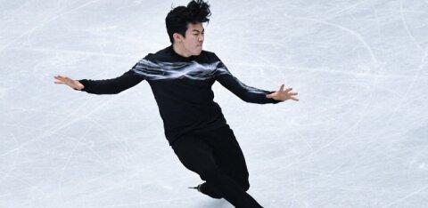 Nathan Chen krooniti maailmarekordiga teistkordselt maailmameistriks