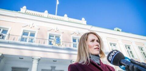 Kaja Kallast teevad Helmede ähvardused murelikuks: teame, et radikaliseerumine toob kaasa reaalse vägivalla