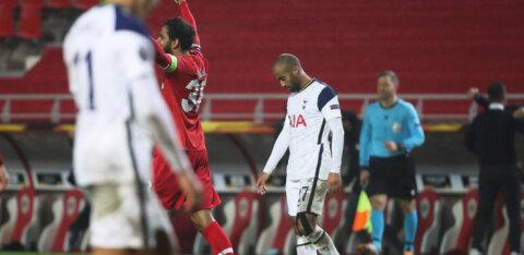 Tottenham sai Euroopa liigas üllatuskaotuse