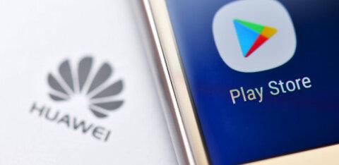 Forte kommentaar: Google'il on miljardeid häid põhjuseid Huaweile nüüd appi minna