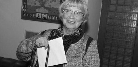 Умерла актриса Алла Покровская. Она была матерью Михаила Ефремова