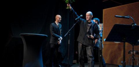 FOTOD   Jazzkaarel kuulutati Aasta Jazzmuusikuks Raul Sööt