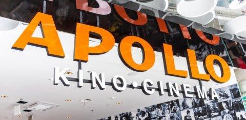 """ФОТО: Apollo Kino открыл новый кинотеатр в торговом центре Ülemiste — """"самый современный в Европе"""""""