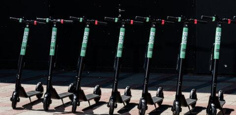 ВИДЕО | Bolt запускает услугу аренды электрических самокатов в Таллинне — смотрите, как арендовать