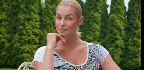 Анастасия Волочкова рассказала о своем отношении к алкоголю