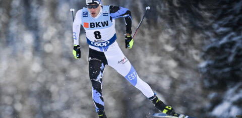 Klassikasprindi Eesti meistriteks krooniti Marko Kilp ja Aveli Uustalu