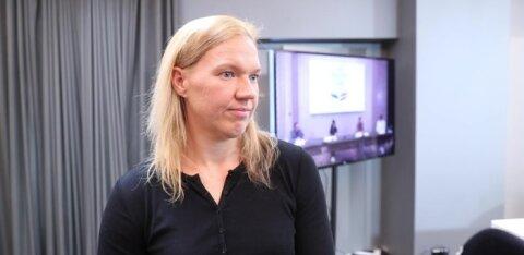 DELFI VIDEO | Kaia Kanepi: sellist tunnet küll pole, et jätkaks veel 2-3 aastat