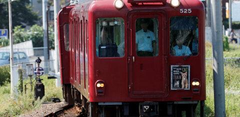 ФОТО. В Японии появилась необычная железнодорожная станция без входа и выхода