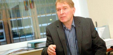 Päris koolipapa. 64-aastasena lahkus koolidirektor Taisto Liivandi